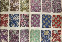 Textile prints and patterns