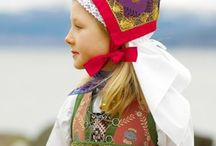 Traditional Norwegian Colors
