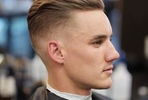 20 Classic Mens Hairstyles / A collection of 20 classic men's hairstyles with a modern twist.  #classicmenshair #classicmenshairstyles #classicmenshaircuts #haircuts #haircutsformen #hairstylesformen #menshair #menshairstyles