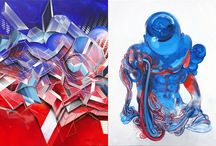 MIAMI SCOPE 2014 / Some of the artworks that we are bringing to Miami SCOPE 2014.