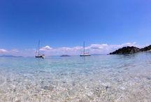 Islas Jónicas en velero. Grecia