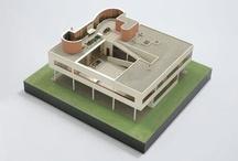 Arquitetura / by Olga Linhares