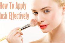 Makeup / Makeup Tips - How to Apply Makeup, Makeup Tips and Tricks.