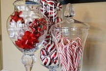 Christmas decor / by Robin Warner Schroth