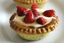 tortine ❤ tartellette ❤ crostatine ❤ bocconotti