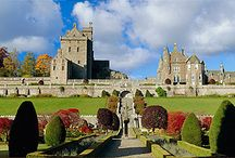 Gardens in Perthshire / There are lots of beautiful gardens in Perthshire to visit and enjoy.