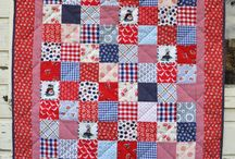 Boerenzakdoeken quilt