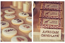 Safari Party Ideas / by Sassaby Parties