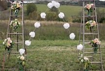 Country themed Wedding / by Abigail Bishop