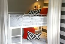 Small bedroom / Storage ideas