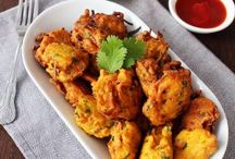 Indian fritters