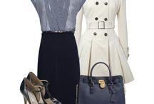 1. Work Wear ideas / by Anu Gopala for Chloe and Isabel