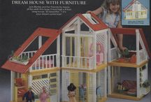 Doll House Planning / Planning for a Blythe doll house.  Probably will never happen, but it is fun to plan and dream!