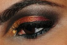 Eye makeup / ...