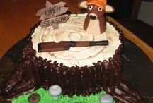 Cakes that look cool but I'll never have the time to do them! / by Michelle Mcgraw