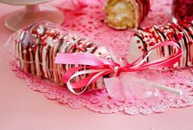Valentines Treats & Crafts / by Mary Mouchette