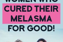 Hyperpigmentation & Melasma / Learn how to fade hyperpigmentation, melasma, and dark spots naturally.