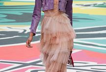 SS15 Tulle Trendboard