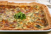 RECIPES / Various delicious recipes