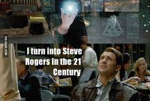 Avengers. Aka: perfection.