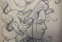 2018 tattoo ideer