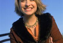 Chloe Sullivan / Daily Planet reporter and Superman's partner in crime, Chloe Sullivan