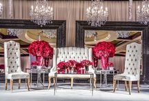 Wedding Stage & Sweetheart Tables