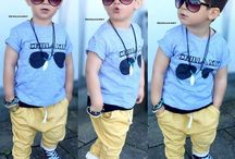 bebé na moda