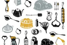 Illustration: Kitchen
