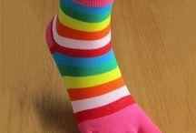 Five Toe Socks