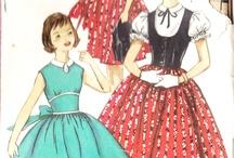 Ретро женские платья