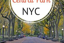 Things to do in Central Park in each season