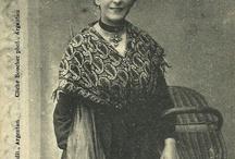 Costume normand féminin