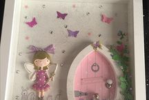 fairy / elf door