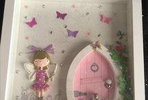 fairy / elf door