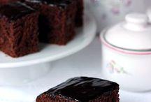 ciasta czekoladowe