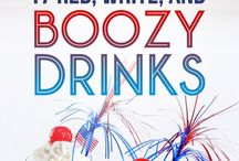 Patriotically boozy