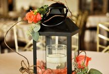 centerpieces / by Katie Lyons