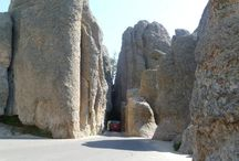 Black Hills area of South Dakota - One of my Favorite Places to Be / by Merry Ford