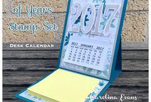 mini calendar ideas