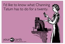 Channing! / by Meggan Johnson-Healy