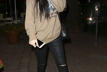 Kylie kim kardashian