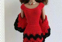 vestidos boneca
