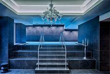 Luxus Spa Bereich