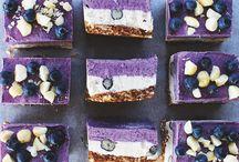 Raw desserts / Raw desserts