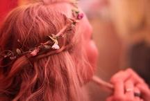 Hair Styles / by Stephanie S