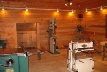 fa megmunkáló műhely