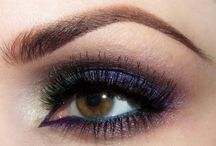 Eye Makeup and Nail polish / by Connie Brown