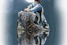 pasta de Jesus