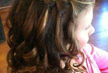Wedding Hair / by Kristen Spor-Cooper